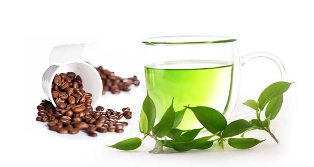 caffeine-in-green-tea
