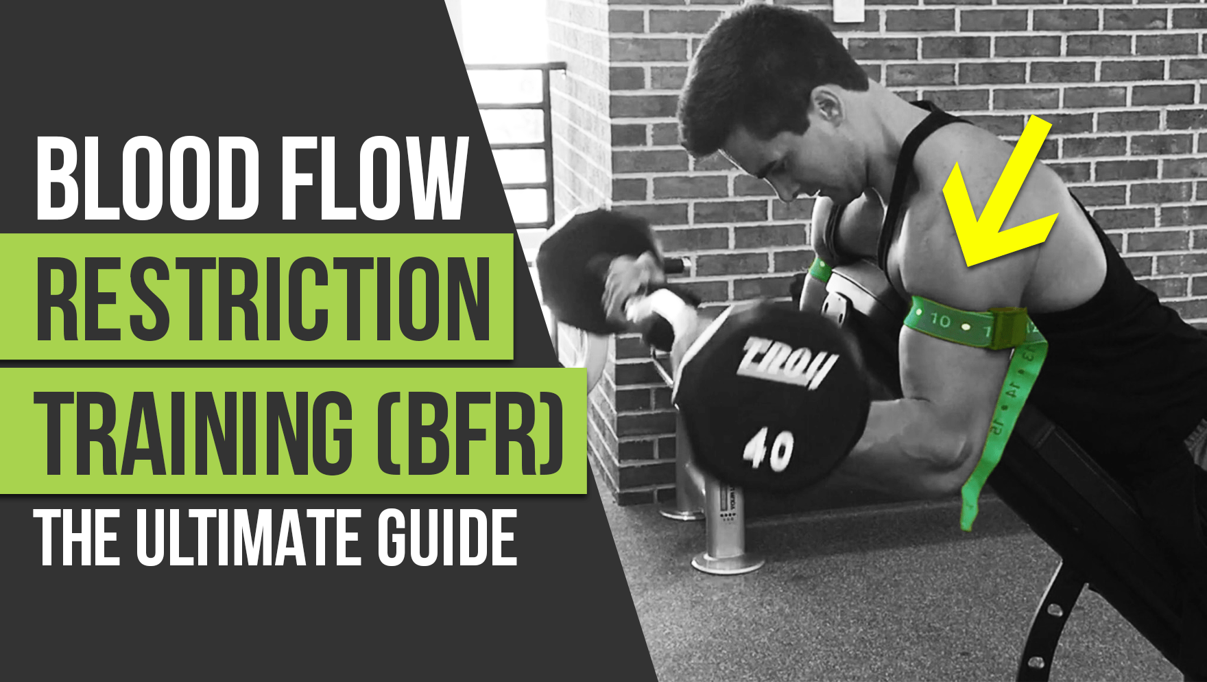 Blood Flow Restriction (BFR) For Rapid Results - The ...