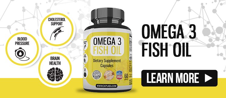 5 ways to reduce inflammation naturally backed by science for Best fish oil to reduce inflammation