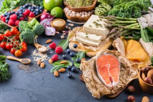 vegetarian diet fat loss