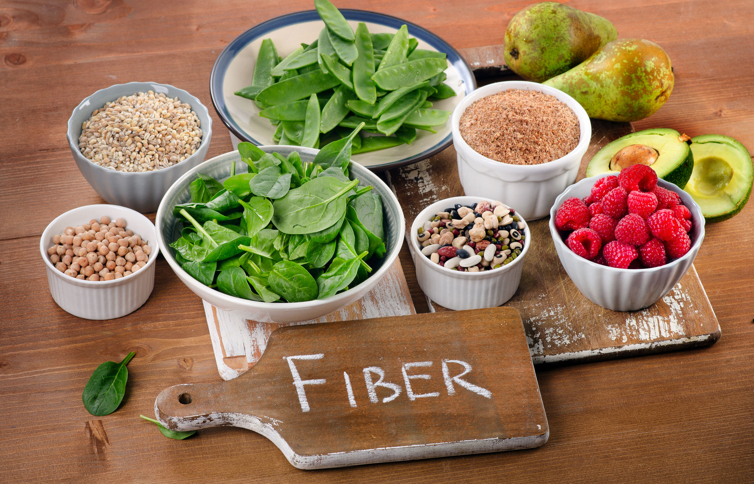 the significance of fiber foods to human health Despite the claims of diets that promote cutting back on carbohydrates, these macronutrients are among the most important components of the foods you eat.
