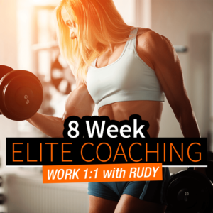 8 Weeks Elite Coaching Package