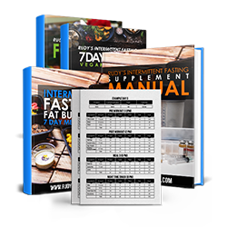 Intermittent Fasting 7 Day Meal Plans & Bible