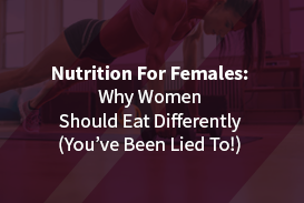 Female Nutrition